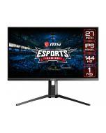 "MSI OPTIX MAG273R 27"" FULL HD 1920 X 1080 1 MS 144 HZ HDMI, DISPLAYPORT, USB FREESYNC (AMD ADAPTIVE SYNC) IPS GAMING MONITOR"