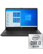 اتش بى 15-dw2000ne (انتل® كور™ i3-1005G1 - رامات 4 جيجا بايت - هارد 1تيرا بايت - NVIDIA® GeForce® MX130 2 GB - شاشة 15.6بوصة HD - ويندوز10) اسود