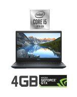 DELL G3 15-3500 لاب توب للألعاب - Intel Core I5-10300H - 8 جيجا بايت رام - 512 جيجا بايت SSD - 15.6 بوصة FHD 120 هرتز - 4 جيجا بايت Nvidia GeForce GTX 1650 TI مُعالج رسومات - Ubuntu - أسود