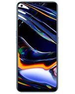 موبايل ريلمي  7 برو، بشريحتين اتصال، 128 جيجابايت، 8 جيجابايت رام، شبكة الجيل الرابع ال تي اي، فضي - RE-R7P-M-SIL