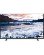 Toshiba 4K Smart Frameless D-LED 55 Inch TV with Built-In Receiver, Black - 55U5965EA