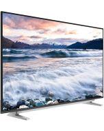 شاشة تليفزيون توشيبا 4K سمارت بدون فريم 43 بوصة مزودة بريسيفر داخلي، 3 مداخل HDMI و مدخلين فلاشة 43U5965EA