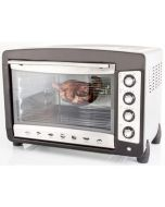 Nouval Electric Oven With Grill Chief, 50 Liters, Silver - 6223006560376
