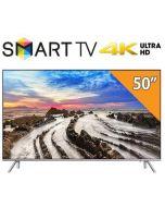 تلفزيون سامسونج الذكي بشاشة 50 بوصه K4 UHD ال اي دي - UA50MU7000S