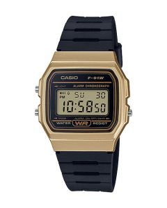 Casio Woman  Digital Watch Resin  F-91WM-9ADF