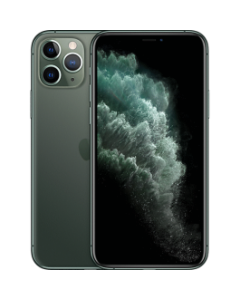 iphone 11 pro 256GB green ضمان محلي ودولي