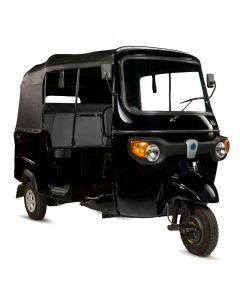 Piaggio APE City Tuk-Tuk, 197cc, Black