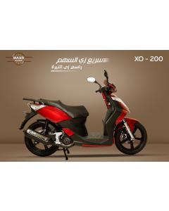 سكوتر XO - 200