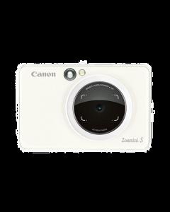 Canon Zoemini  S ZV123 PW Matte White
