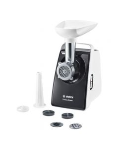 BOSCH Compact Power Meat Mincer 500W Black/White