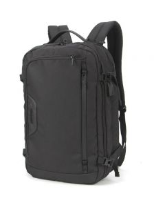 ARCTIC HUNTER B00187 BACKPACK 15.6inch -usb & aux ports – black