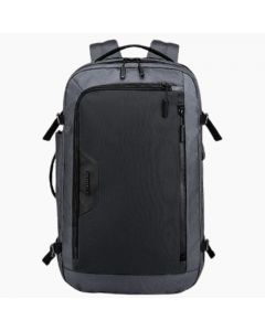 ARCTIC HUNTER B00187 BACKPACK 15.6inch -usb & aux ports – Black/gray