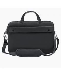 Baseus Basics Series 16″ Shoulder Computer Bag Dark grey