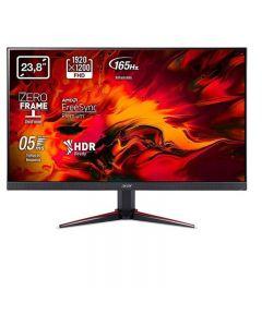 Acer Nitro VG240YSbmiipx 23.8 inch FHD Gaming Monitor IPS Panel FreeSync 165Hz 1ms DP HDMI Black