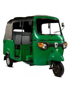 Piaggio APE City Tuk-Tuk, 197cc, Green