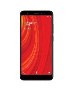 LAVA Z61 Dual SIM, 16GB, 2GB RAM, 4G LTE, Black
