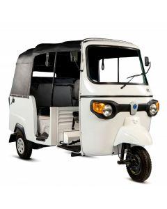 Piaggio APE City Tuk-Tuk, 197cc, White
