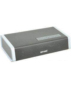 مضخم صوت ميديا تك لاسلكي مع بار صوت، اسود - MT-T100