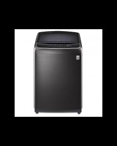 LG WASHING MACHINE TOPLOAD 19 KG 6 MOTION STEAM WITH HEATER BLACK STEEL T1993EFFSKL
