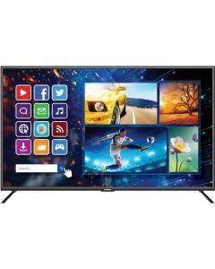 تلفزيون سمارت نيكاي 65 بوصة LED، بدقة 4K Ultra HD - موديل NE65SUHD-M