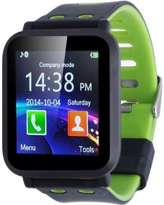 ساعة أنفنيكس (سلسلة 5)، اخضر اسود - XW01