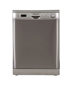 White Point Freestanding Dishwasher, 13 Persons, 9 Programs, Silver- WPD 139 HDX