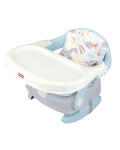Deluxe Fold and Go Booster Seat - Hello Sunshine