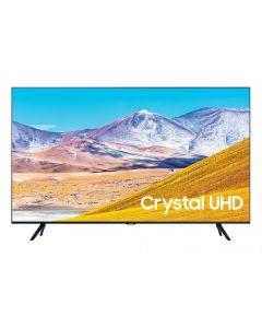 تليفزيون سمارت ال اي دي 55 بوصة 4K الترا اتش دي مع ريسيفر مدمج من سامسونج، اسود - UA55TU8000UXEG