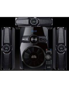 دوب مكبر صوت X3 بلس حجم 6.5 بوصة / بلوتوث/2Mic / AUX / USB/ SD - قوة 70 وات شاشة LED