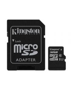 بطاقة ذاكرة كينجستون متوافقة مع متعدد كانفس سيليكت(كلاس 10)، بطاقات مايكرو اس دي، 32 جيجابايت - 740617274707