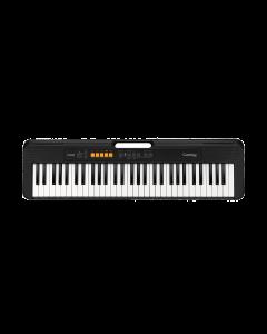 Casio CT-S100C2 Casiotone Musical Keyboard, 61 Keys - Black