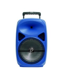 IQ&T Loud Speaker A28 Black - Blue
