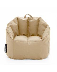 Luxury Leather Bean Beige