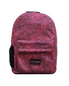 L'avvento (BG78P) - Lightweight School Backpack Bag - Red