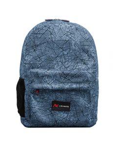 L'avvento (BG78P) - Lightweight School Backpack Bag -Blue