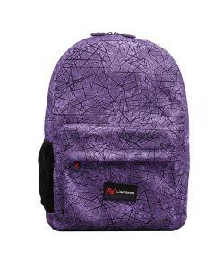 L'avvento (BG78P) - Lightweight School Backpack Bag - Purple