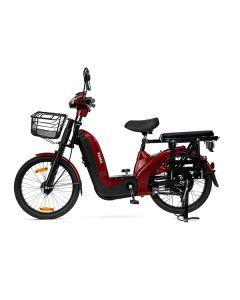 YADEA Electric Bike, 350Watt, Red