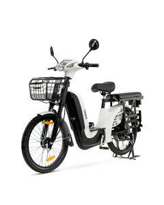 YADEA Electric Bike, 350Watt, White