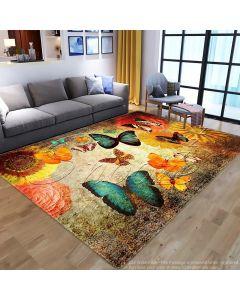 حافظه سجاد (تصميم الفراشات) 160 * 250 cm