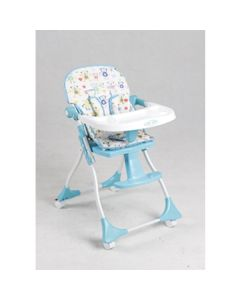 Baby dinning chair blue