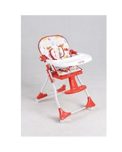 Baby dinning chair Red