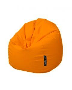 Grand PVC Bean Bag  Orange