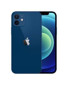 iPhone 12, Dual SIM, 128 GB, Blue - MGJE3
