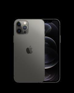 iPhone 12 Pro, Dual SIM, 256 GB, Graphite- MGMP3
