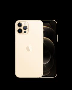 iPhone 12 Pro, Dual SIM, 512 GB, Gold - MGMW3