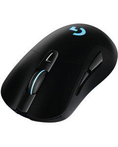 Logitech G703 Lightspeed Wireless Gaming Mouse - Black