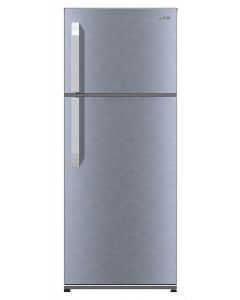Haier Refrigerator, No Frost, 16 FT / 427.3 Liters, Silver - LR392HRFA