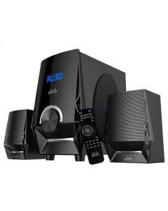 سماعات كمبيوتر لاسلكية من دوب S9000 - اسود