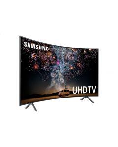 تلفيزيون سامسونج 65 بوصه، 4K Ultra HD فائق الدقه الذكي المنحني بتقنيه ال ال اي دي - UA65RU7300
