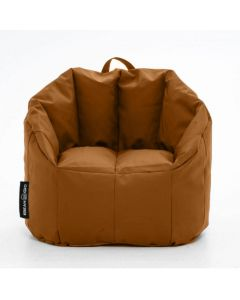 Luxury Leather Bean Chair Chair Havan
